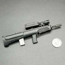 "1:6 Hot Toys Terminator Tech-Com Sergeant Kyle Reese Bullpup Rifle 12"" GI Joe"