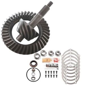RICHMOND EXCEL 3.89 RING AND PINION & MASTER BEARING INSTALL KIT - FITS FORD 9