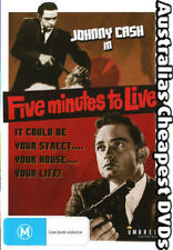 Five Minutes To Live DVD NEW, FREE POSTAGE WITHIN AUSTRALIA REGIONS ALL