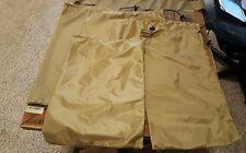 JIMMY TARPS UL - WATERPROOF Sil Poly Khaki Stuff Sacks Set 5 Large