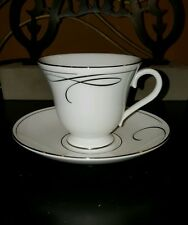 Waterford China Ballet Ribbon 2 Pc Place Setting - New