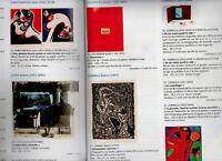Estampes gravures Editiond De La Différence Art Contemporain Magritte catalogue