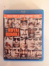 WWE: Royal Rumble 2011 (Blu-ray/DVD, 2011, 2-Disc Set)