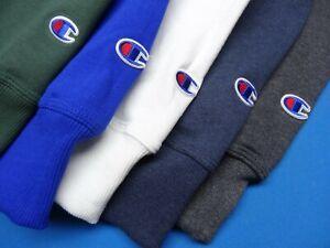 Authentic Champion Men's Original Fleece Pullover Sweaters Sweatshirts