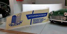 Triumph Leyland Stanbourne Motor Co Bournemouth Banco Finestrino Decalcomania