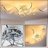 Plafonnier Design Lampe à suspension LED Éclairage de couloir Transparent 143278
