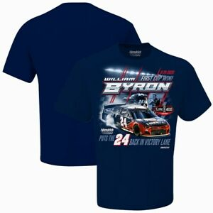 William Byron #24 1st Cup Win Shirt 2020 Coke Zero Sugar Daytona Free Ship