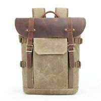 Photography Bag Outdoor Wear-resistant Large Camera Photo Backpack Men 3- Colors