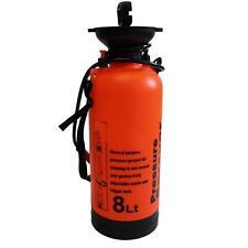 Garden Pressure Sprayer Knapsack 8L Green Blade Weed Crop Pest Killer Pump Spray
