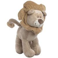 "Gitzy 14-17"" Safari Stuffed Animal Plush Toy Super Soft Cute For Kids Boys Girls"
