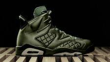 2017 Nike Air Jordan 6 VI Retro Pinnacle SZ 10.5 Satin Flight Jacket AH4614-303