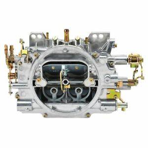 Edelbrock 4 Barrel Carburetor, 750 CFM, Manual Choke Edelbrock 1407