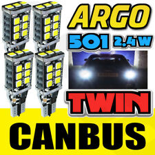 4 X T15 Xenon Led Rückfahr Licht Weiß 6000K Hid W16W 921 5050 Audi BMW 15SMD SMD