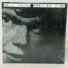 Neil Young Preview Disc DVD 48 Minutes Factory Sealed Promo