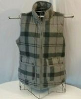 British Khaki women's outdoor vest size M