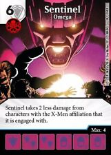 1 x Sentinel - Omega Promo - Marvel Dice Masters - Dice Not Included