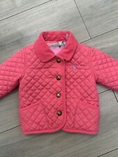Joules Baby Girl Coat Jacket (Ralph style) 3-6 Months Designer Hardly Worn!