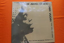 Sealed Original Jazz LP: The Airmen Of Note and Sarah Vaughn ~ U S Air Force