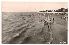 Carte postale ancienne Chatelaillon Plage 17 Charente Maritime cpa