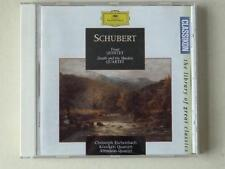 Schubert Trout Quintet Death and The Maiden Quartet 439 416-2 DG CD
