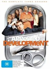 Arrested Development - Complete Season Boxset (DVD, 2007, 8-Disc Set)