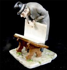 Triade Benacchio ITALIANO porcellana di Capodimonte figura Figurine Art
