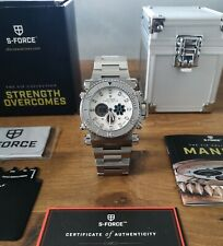 S-FORCE (SWOLE O' CLOCK) 50MM VIP ALEXANDER Watch - SOLD OUT