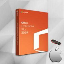 Microsoft Office 2016 Pro Professional Plus Mac Version  ON USB