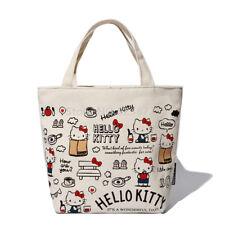 Hello Kitty Cute Canvas Bag High Quality Handbag For Women Gifts -FREE SHIPPING