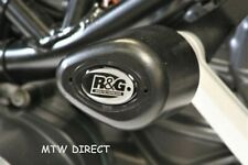 KTM 690 SMC 2008 R&G Racing Aero Crash Protectors CP0241BL Black