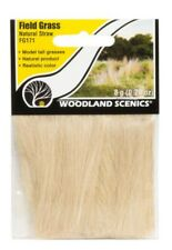 Woodland Scenics FG171 Natural Straw Field Grass 8g