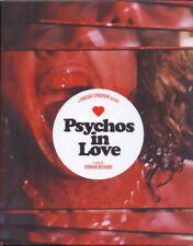 Psychos in Love Blu Ray & DVD Vinegar Syndrome 1986 Gorman Bechard cult horror