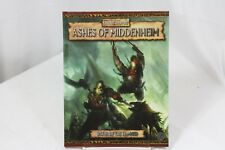 Paths of the Damned Ashes of Middenheim Warhammer Fantasy Roleplay v. 1