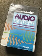 Apple Computers Macintosh System Impulse Music Audio Digitizer Hardware Rare