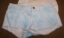Vintage Guess Jeans Cut Off Short Shorts Hippie Festival Grunge Womens Sz 24