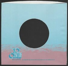 20th CENTURY-FOX (blue) REPRODUCTION RECORD COMPANY SLEEVES - (pack of 10)