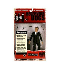 Reservoir Dogs Mr. White Harvey Keitel Action Figure - Mezco