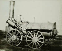 OLD TRAIN PHOTO Invicta steam locomotive, 1830
