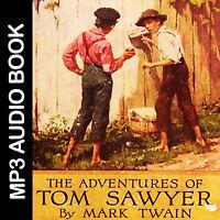 🎧 The Adventures of Tom Sawyer - Audio book download, Mark Twain, MP3,audiobook
