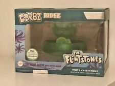 Funko Pop 28 Dorbz Ridez Flintstones The Great Gazoo Flying Saucer Exclusive