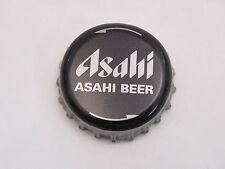 BEER Bottle Crown Cap <> ASAHI Breweries Dry Premium Pale Ale <> Tokyo, JAPAN