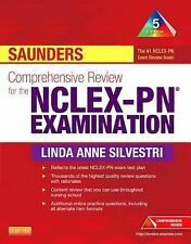 Saunders Comprehensive Review for the NCLEX-PN Examination by Linda Anne...