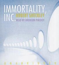 Immortality, Inc by Robert Sheckley (2013, CD, Unabridged)