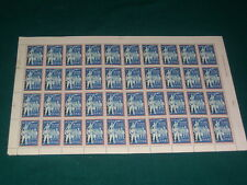 Greece 1959 Victory again Communism issue on Sheet MNH VF.