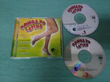 BOMBAZO LATINO - 2 X CD THALIA JUANES PAULINA RUBIO DAVID BISBAL CARLOS BAUTE