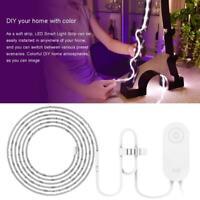 Yeelight Smart RGB LED Lichtleiste 2m Flexible WiFi Lampe Home Innen Dekoration