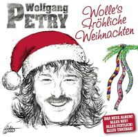 WOLFGANG PETRY - WOLLES FRÖHLICHE WEIHNACHTEN  CD NEU