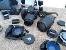 Nikon D D7000 16.2MP Digital SLR Camera - Black (Kit)