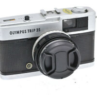 New Olympus Trip 35 Replacement Lens Cap With Safety Cord To Protect Your Optics