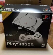 BRAND NEW SONY PLAYSTATION CLASSIC 20 BUILT IN GAMES